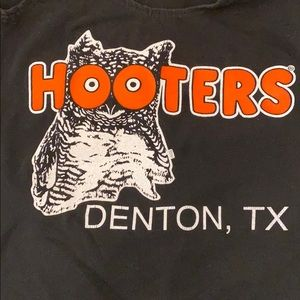 Hooters' uniform/ Halloween costume w/ pouch